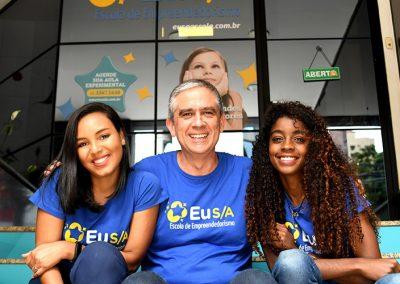 Equipe EU SA Escola de Empreendedorismo Quem Somos