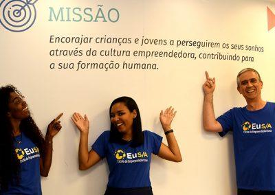 Missao Eu SA Escola de Empreendedorismo Quem Somos